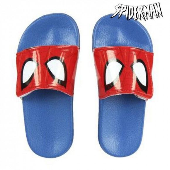 6511d5e53b910 Swimming Pool Slippers Spiderman 73063