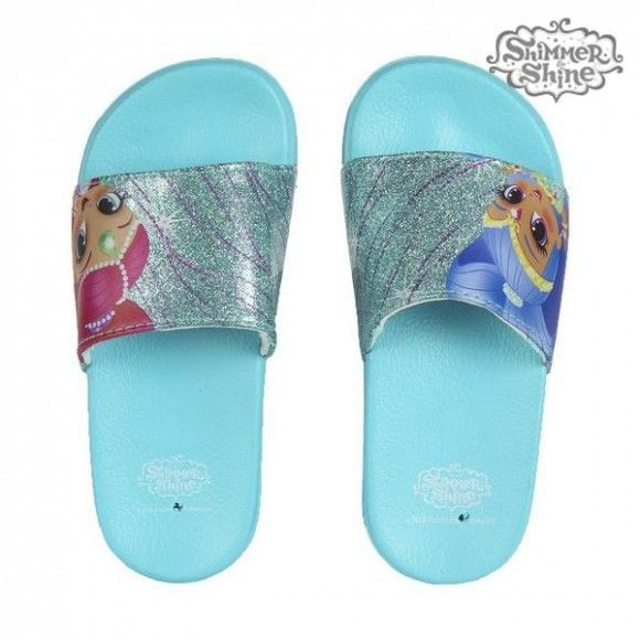966b7f3695e28 Swimming Pool Slippers Shimmer and Shine 73810