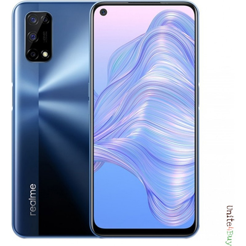 Realme 7 5G 6GB/128GB Dual Sim Baltic Blue - Μπλε EU