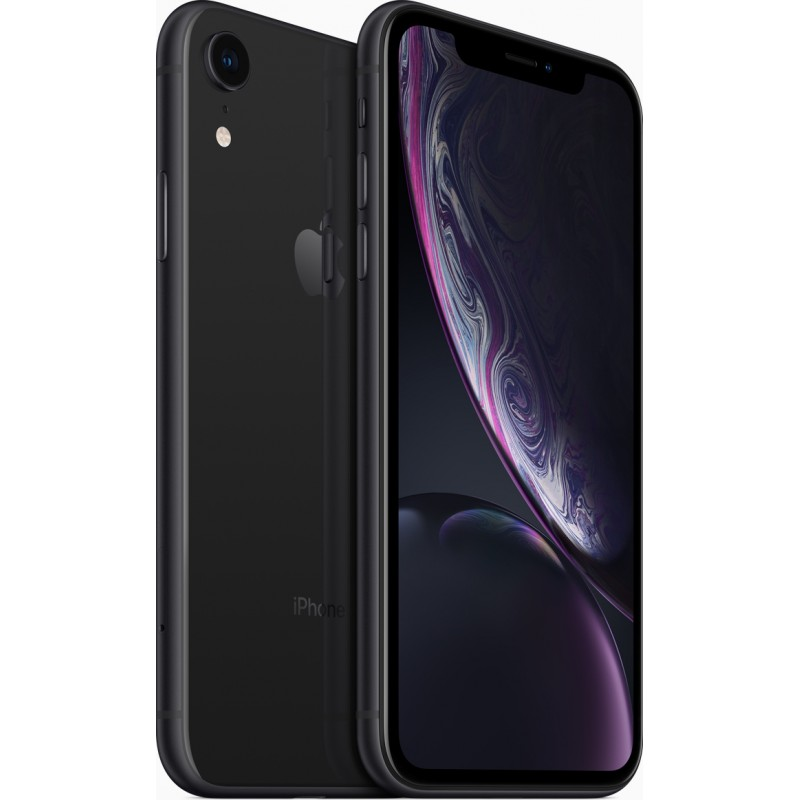 Apple iPhone XR 64GB Black [MRY42_/A] - Μαύρο EU