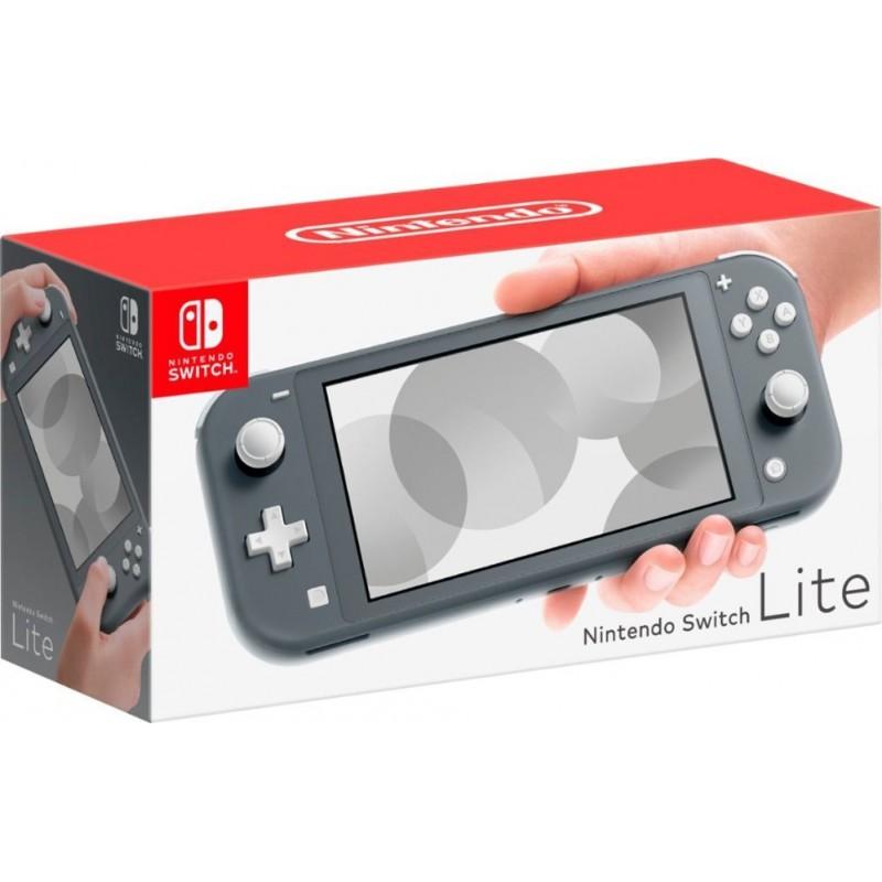 Nintendo Switch Lite Gray 32GB  [HDH-S-GAZAA]