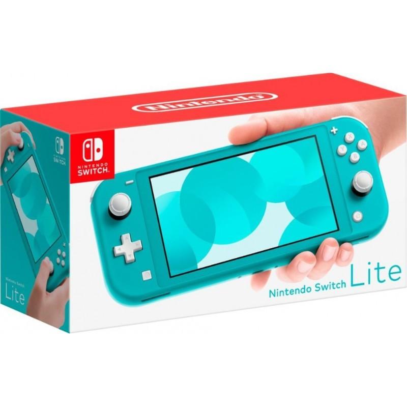 Nintendo Switch Lite Turquoise 32GB  [HDH-S-BAZAA]